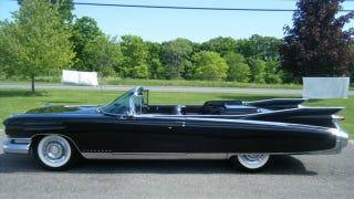 1959 Cadillac Eldorado Biarritz Convertible Is One Rare Drop-Top