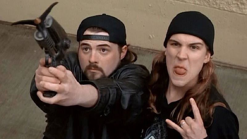 Illustration for article titled Kevin Smith to honor dead friend's wishes by making Mallrats 2