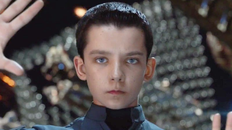 Illustration for article titled Asa Butterfield Will Star As a Martian Teen In Out of This World