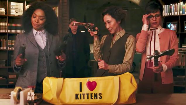 Gunpowder Milkshake's Trailer Brings Together Badass Women of Genre