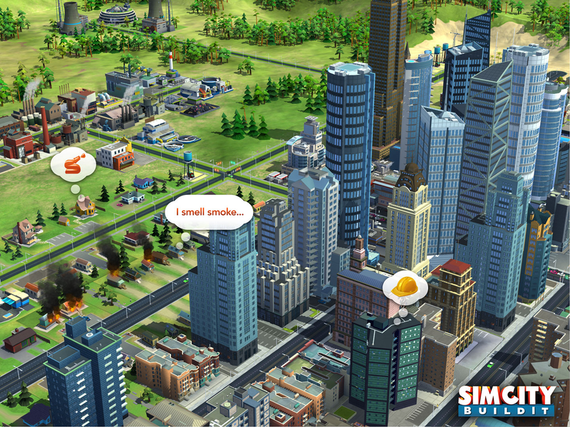 Illustration for article titled There's A New SimCity Game Coming To Mobile