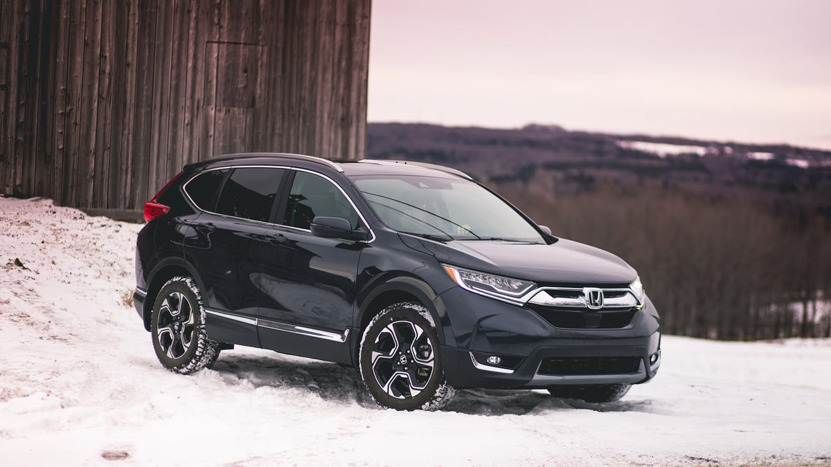2017 Honda Cr V Here Is Why Everyone Buying These Things City Ivtec White Modified