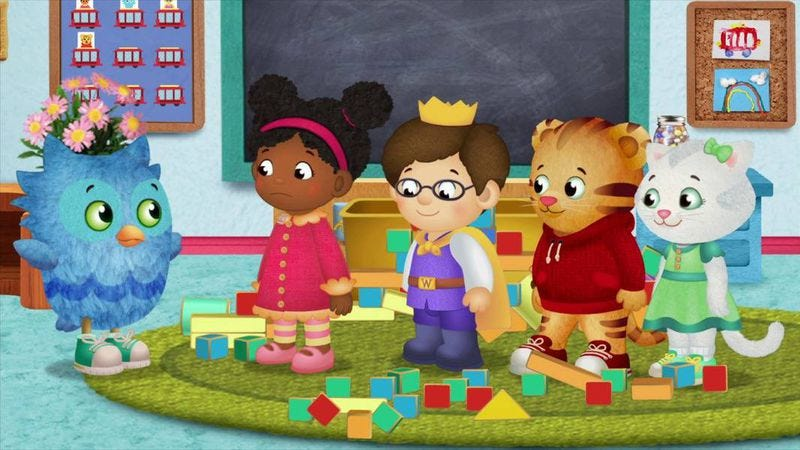 Daniel Tiger's Neighborhood on PBS Kids