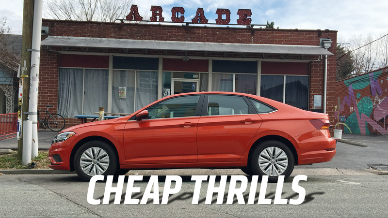 The Cheapest 2019 Jetta Is Better Than the Fastest Jetta