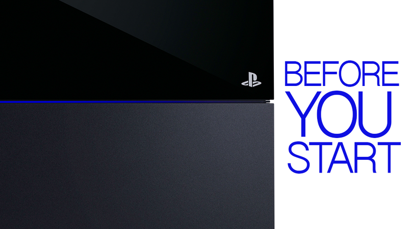 Illustration for article titled Tips For Using the PS4