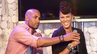 Actors—and husband and wife—Boris Kodjoe and Nicole Ari ParkerMark Windle/Getty Images