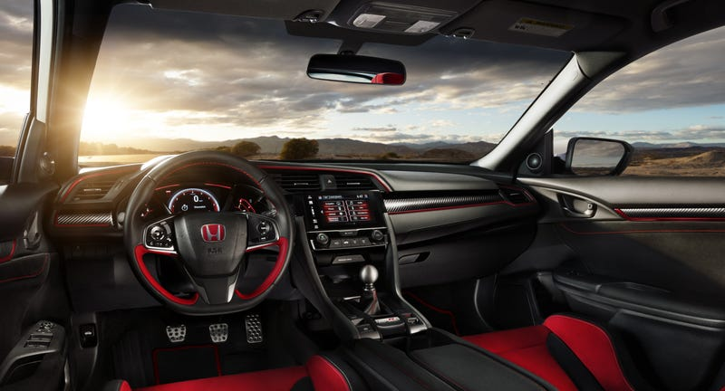 2018 honda type r specs. unique type the 2018 honda civic type r is 306 hp of frontwheel drive fury coming to  america inside honda type r specs