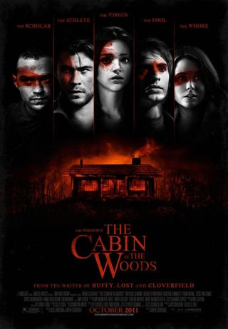 Illustration for article titled First Still and Poster from The Cabin in the Woods