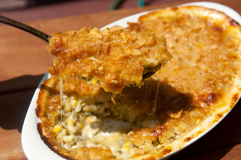 Our corn casserole never looks like this. (Photo: Marvin Joseph/The Washington Post via Getty Images)