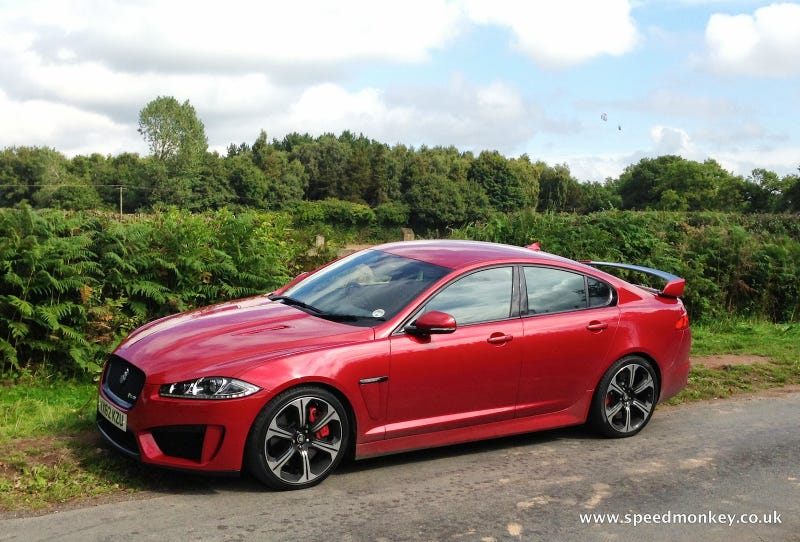 2013 Jaguar Xfr S Review