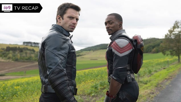 On The Falcon and The Winter Soldier, the Struggle to Deal With Cap's Legacy Is Real