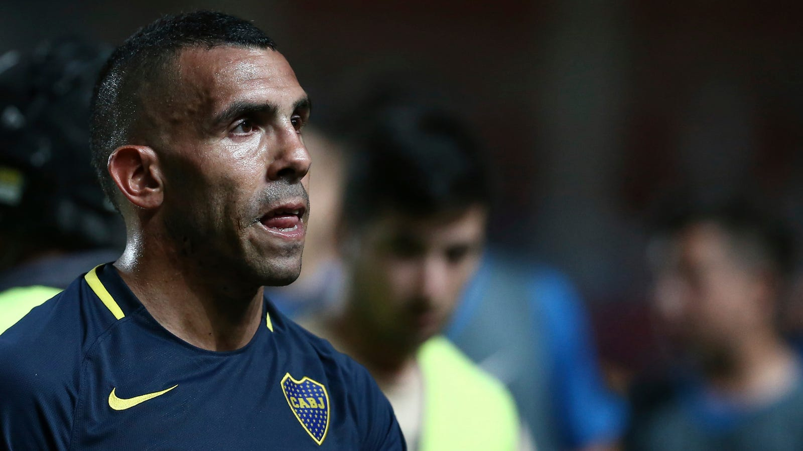 Carlos Tevez News Video and Gossip Deadspin