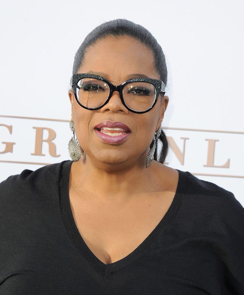 Oprah Winfrey Angela Weiss/Getty Images