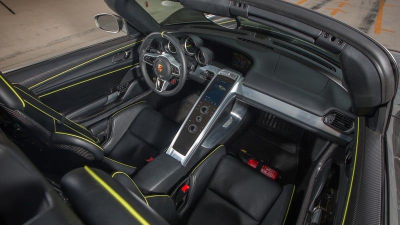 2015 porsche 918 spyder the jalopnik review