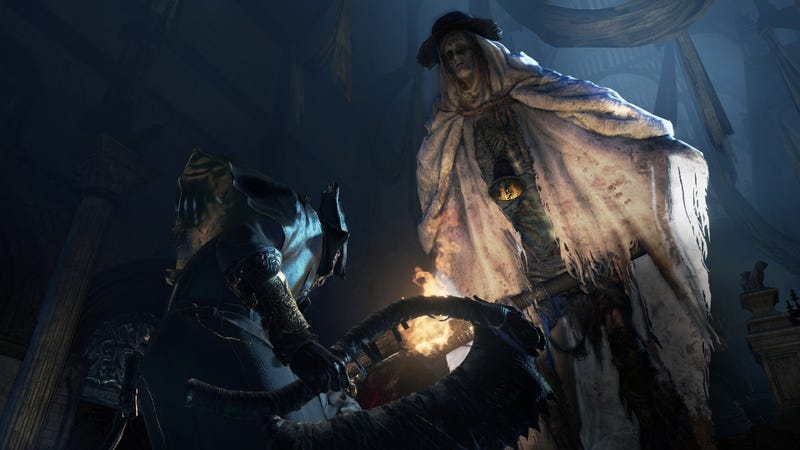 Illustration for article titled Bloodborne, Beaten In Just 44 Minutes
