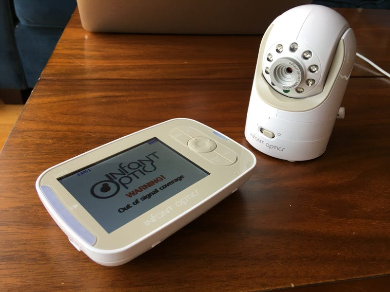 How to Find a Hack-Proof Baby Monitor
