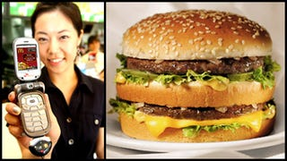 Illustration for article titled Korean McDonald's Becomes First Restaurant to Offer RFID-Based Transactions