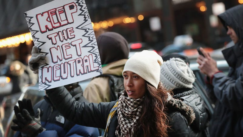 Wait, Can Congress Stop the FCC From Trampling Net Neutrality?