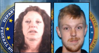 "Tonya Couch and her son, ""affluenza"" teen Ethan CouchWFAA-TV"
