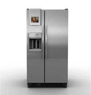 Illustration for article titled Ceiva 8-Inch Digital Picture Frame Now $2,248, Comes with Fridge