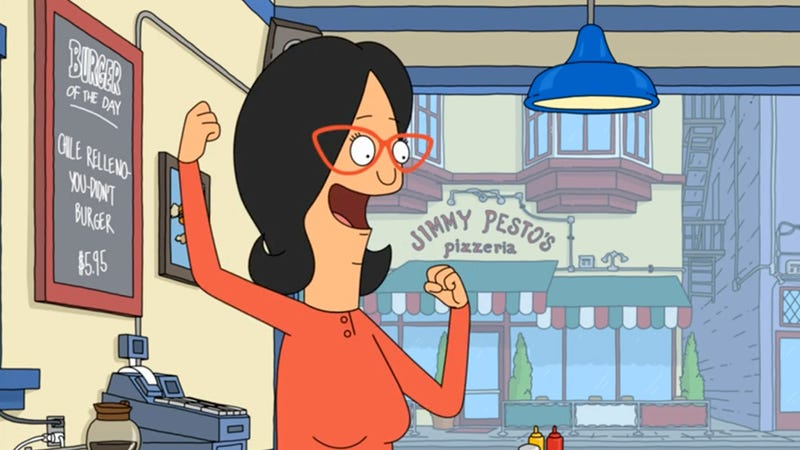 Illustration for article titled Here's Every Time Linda Belcher Has Said 'All Riiiight' on Bob's Burgers