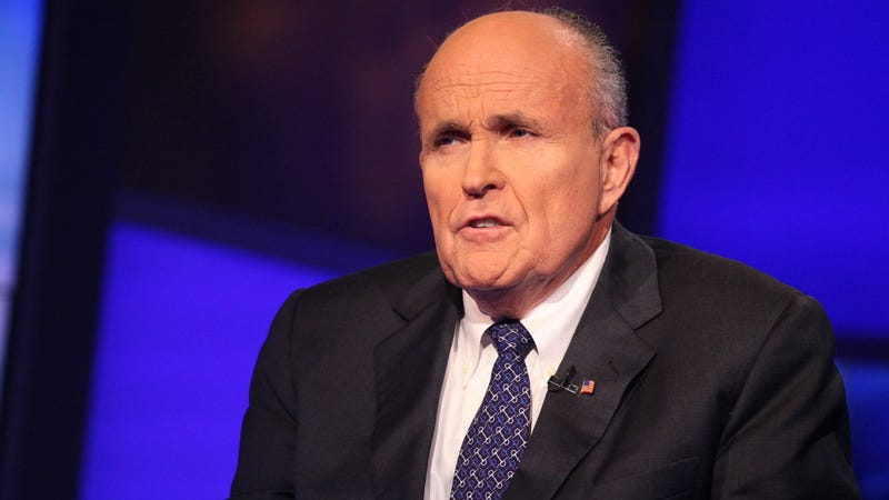 Giuliani: 'When The Going Gets Tough, I Can Always Look Back Fondly On The Events Of 9/11'