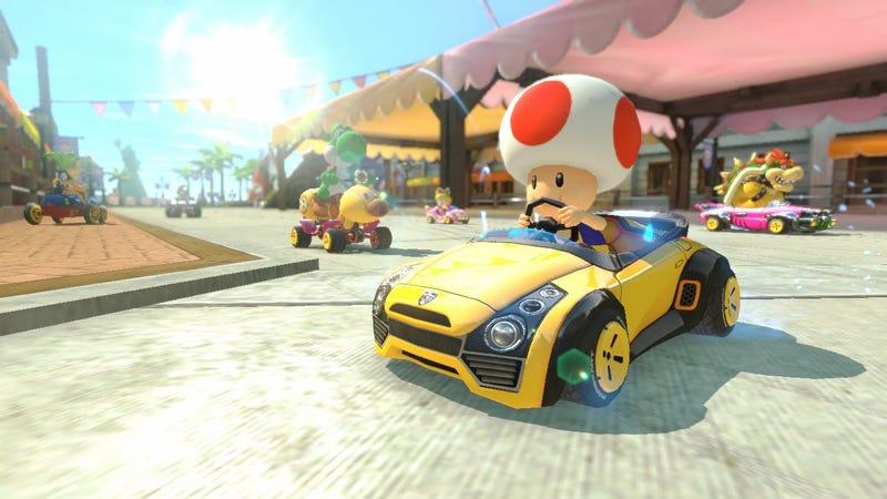 Mario Kart 8 Deluxe | $45 | WalmartScreenshot: Nintendo