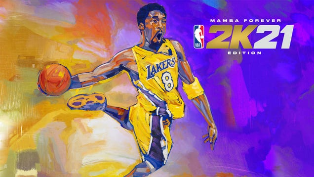 Pre-Order NBA 2K21: Mamba Forever Edition at Best Buy for a Free Kobe Bryant SteelBook Case