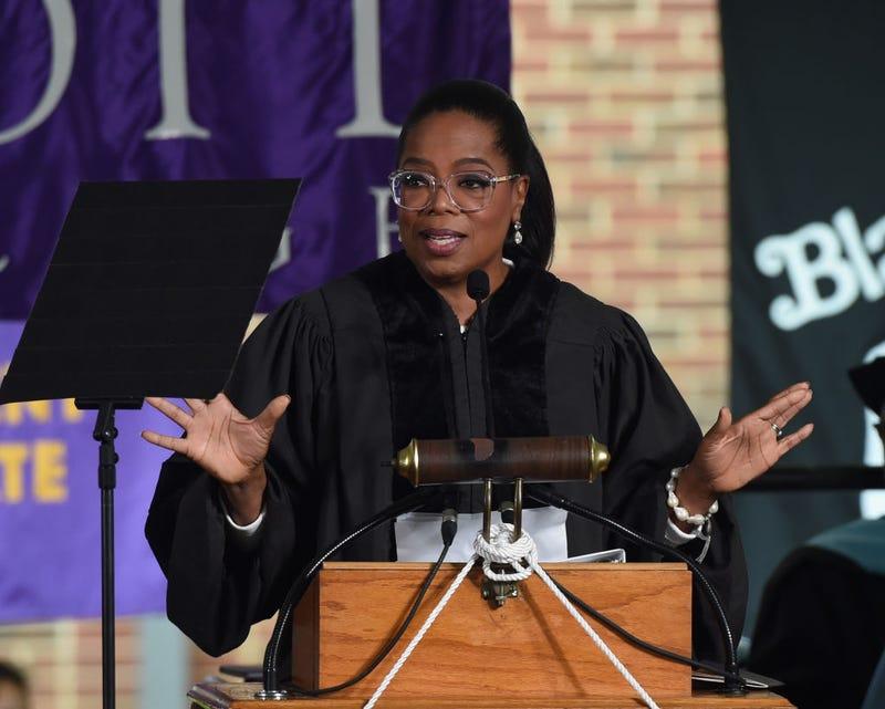 Oprah Winfrey (Rick Diamond/Getty Images)