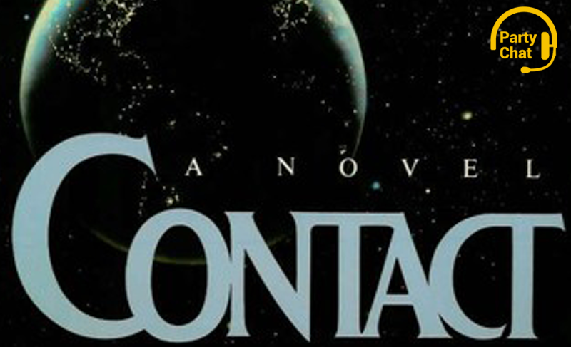 Carl Sagan's Contact: The movie was fine, but the book is amazing.