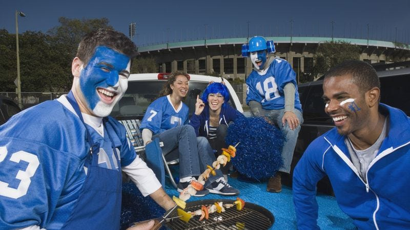 Illustration for article titled Do You Have Everything You Need For Tailgating This Weekend?