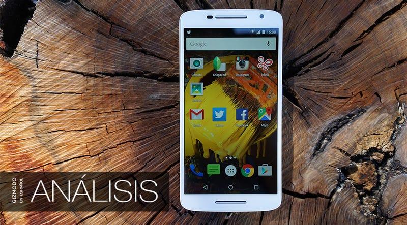 Illustration for article titled Motorola Moto X Play, análisis: hace falta más para ser el mejor gama media