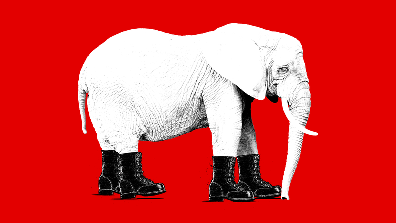 Illustration for article titled The Leaked Chats That Show How a Far-Right Group Is Trying to Infiltrate the GOP