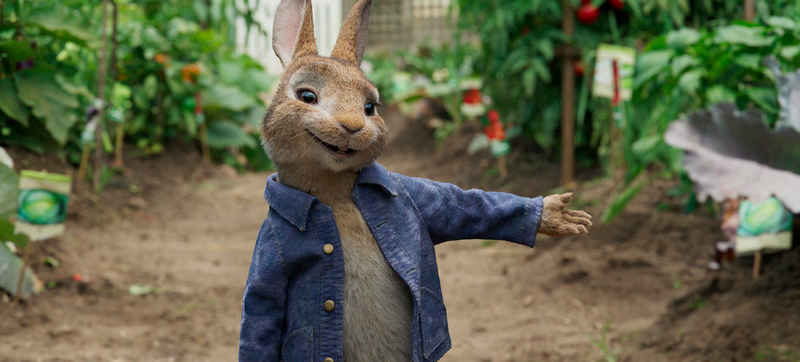 Peter Rabbit Turns A Classic Character From Children S Lit