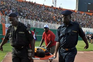 Illustration for article titled Ivory Coast Man Imprisoned for Match Stampede