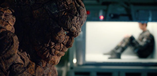 Fantastic Four is The Most Self-Loathing Superhero Movie I've Ever Seen