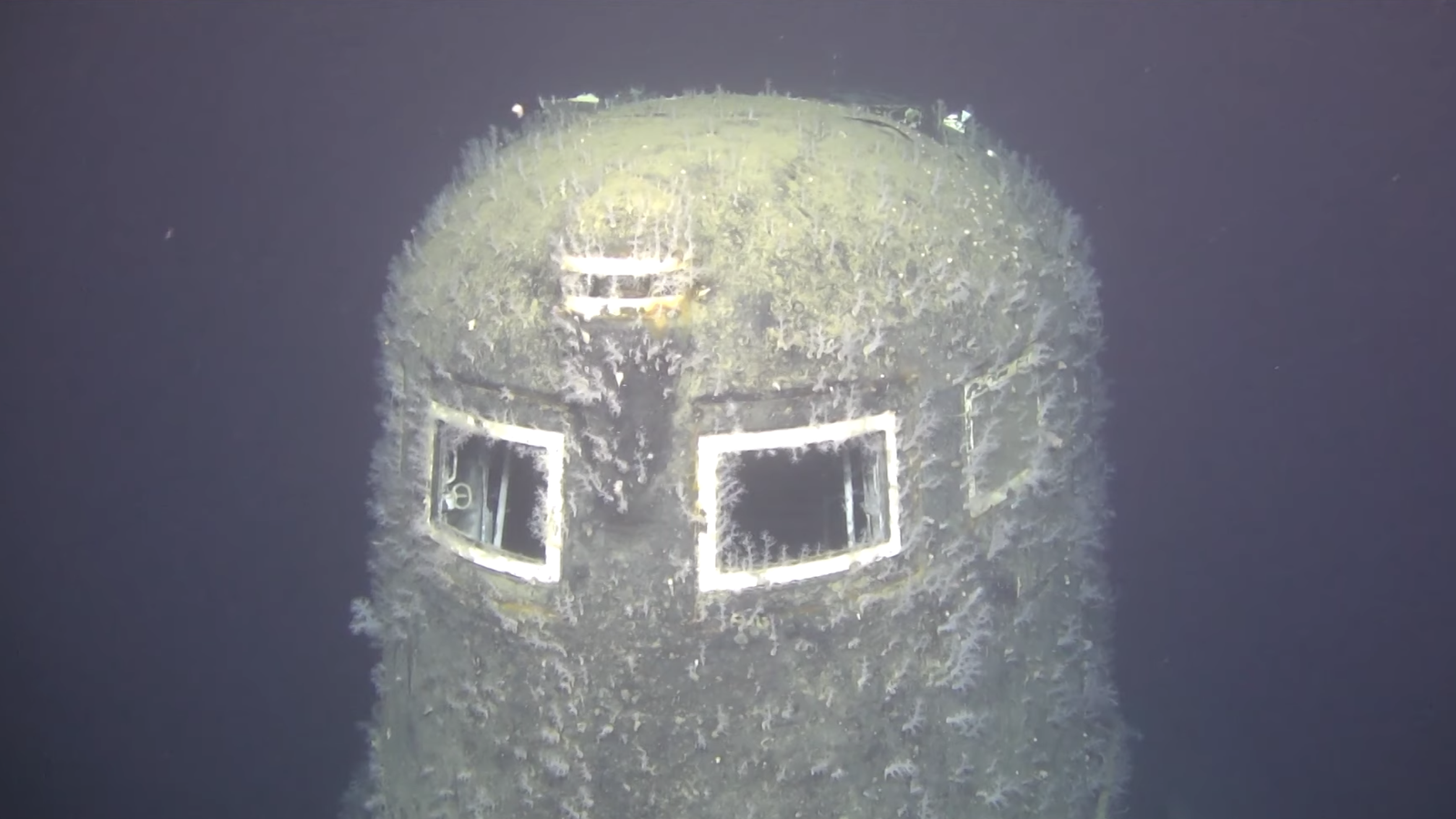 A Sunken Cold War Nuclear Sub Is Leaking Radiation at Levels 800,000 Times Normal