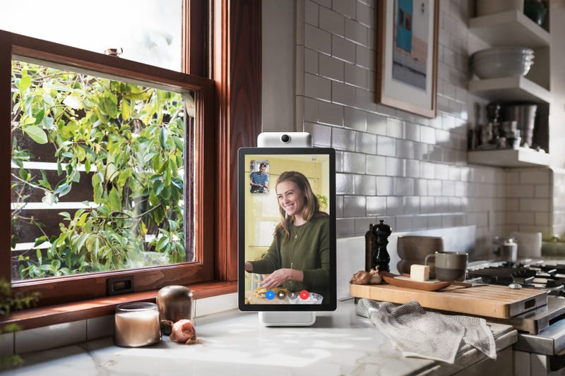 Facebook's new Portal video chat device