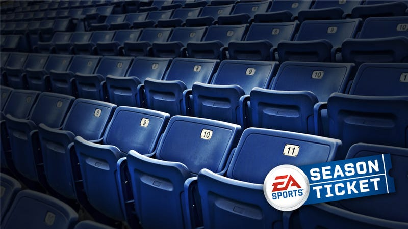 "Illustration for article titled EA Sports' ""Season Ticket"" Tries to Sweeten the Pot with Free DLC"