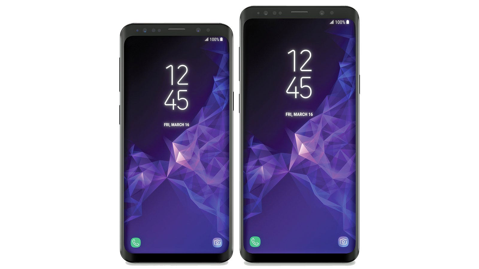 Can You Spot Anything Different About the Galaxy S9 in These Leaked Pics?