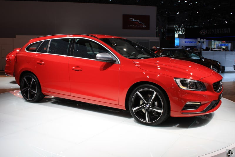 Illustration for article titled Volvo V60 Pricing Released!