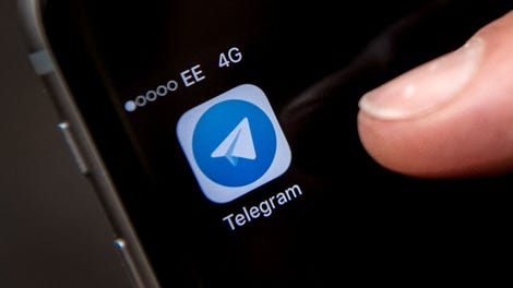Telegram Now Lets You Delete Messages from All Devices