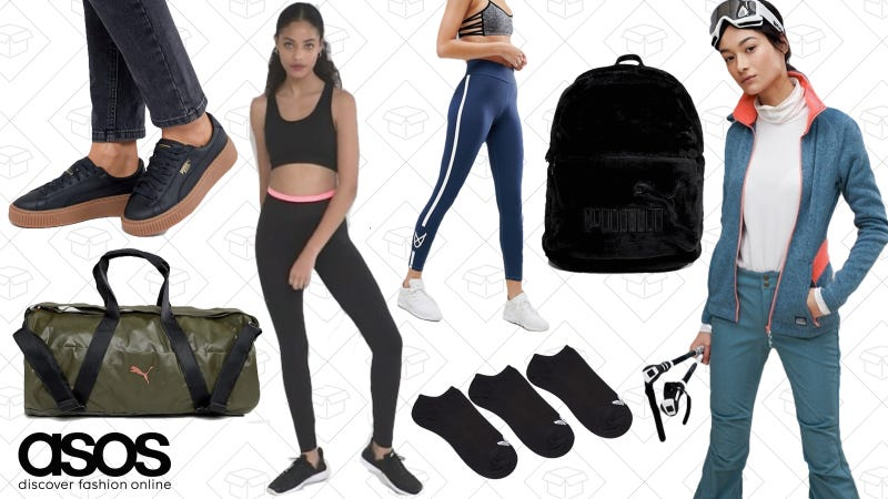 Up to 50% off activewear | ASOS