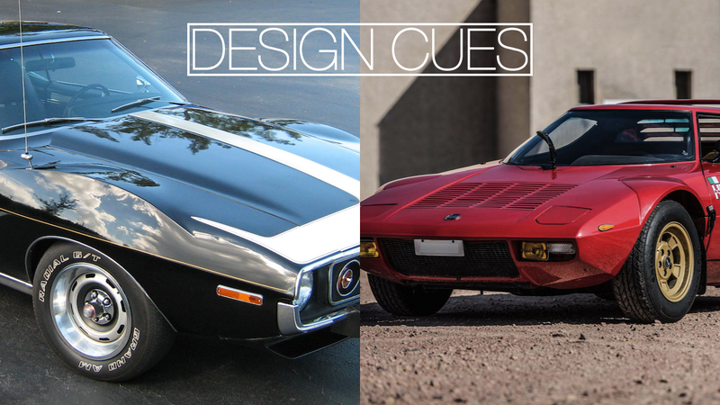 Illustration for article titled Design Cues: Aspirational Front Wheel Flares