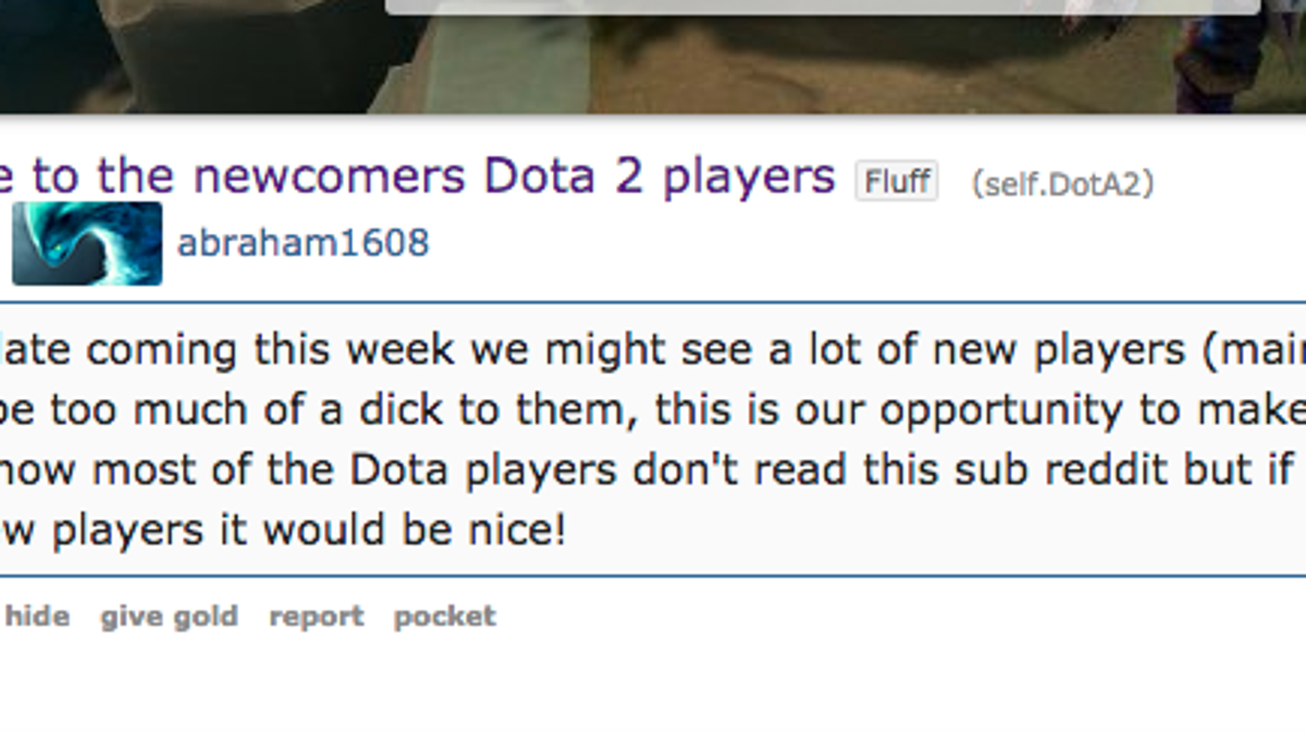 Dota 2 Updates Have League Of Legends Players Threatening To
