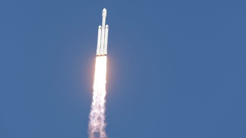 Falcon Heavy May Have Drastically Increased the Number of ...