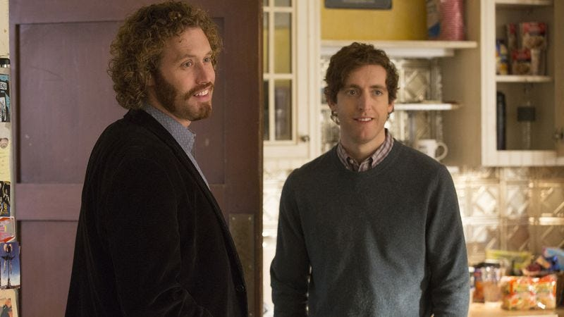 T.J. Miller, Thomas Middleditch (HBO)