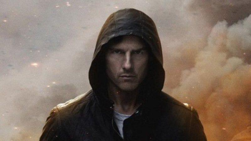 Illustration for article titled Mission: Impossible 5 gets a new name and a teaser trailer