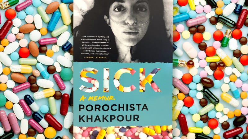 Illustration for article titled Porochista Khakpour writes illness as memoir in Sick