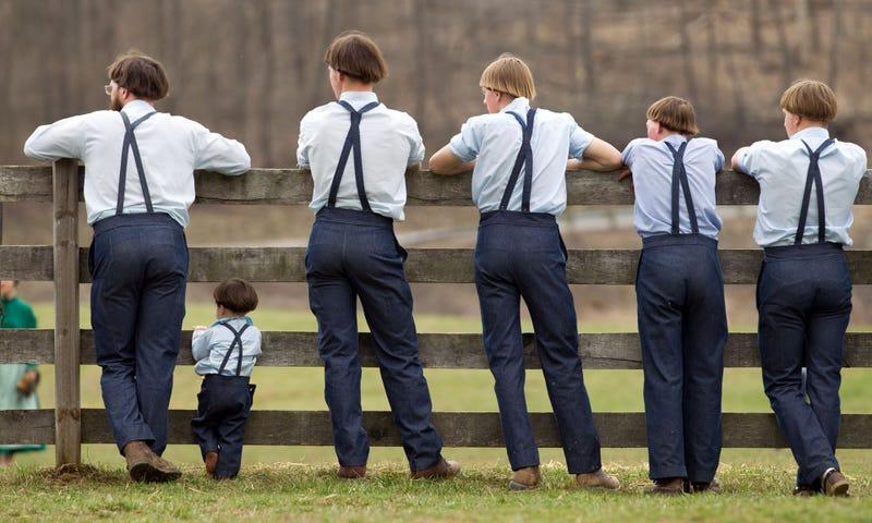 Comunidad Amish. AP